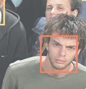 Identify face