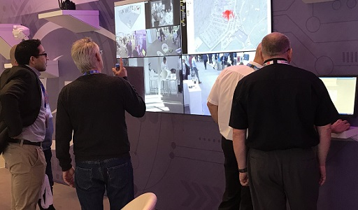TITAN VISION Demonstrates Visualisation