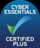 Cyberessentials certification mark plus colour500