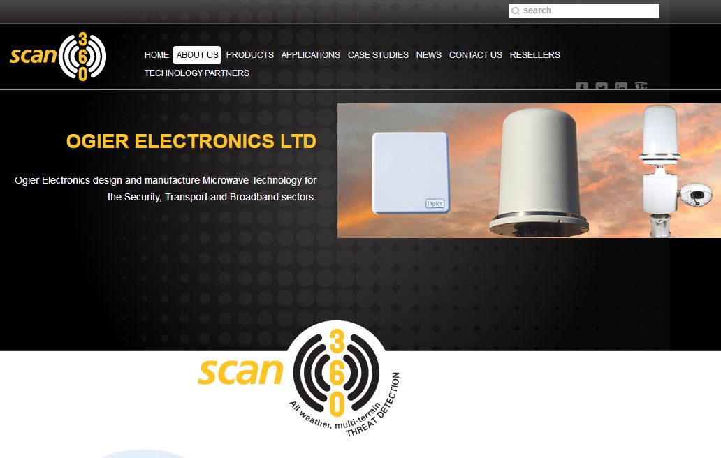 Ogier Electronics | Scan 360